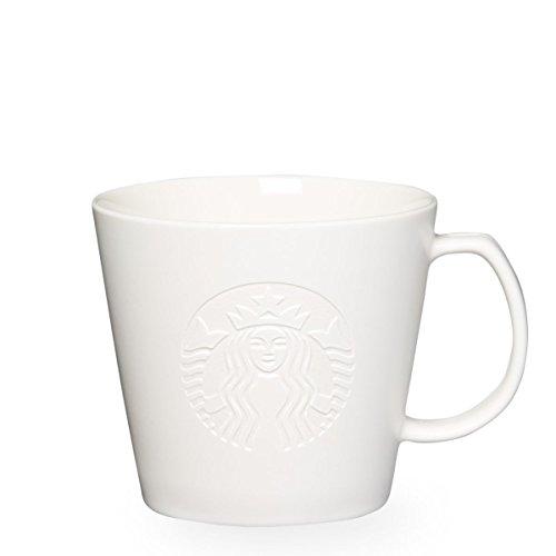 Starbucks Etched Siren Mug, 12 Fl Oz (Starbucks Classic Mug compare prices)