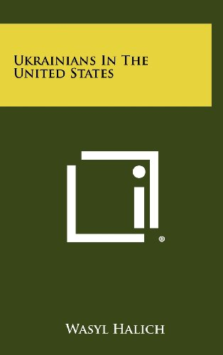 Ukrainians in the United States