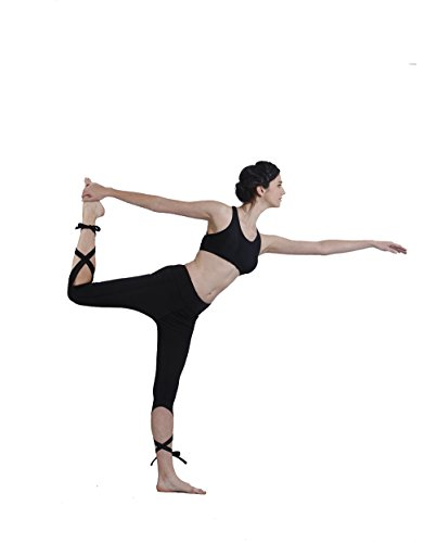 String-End Yoga Legging Dance and Workout