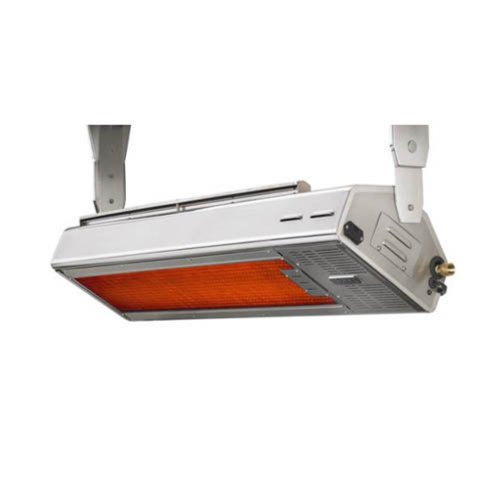 Lynx LHEM48-NG 35000 BTU Ceiling Mount Natural Gas Infrared Patio Heater