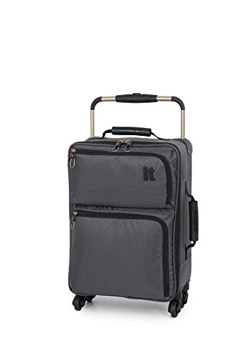 it-luggage-worlds-lightest-55cm-carry-on-four-wheel-spinner-suitcase-charcoal-grey