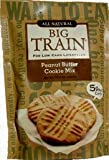 Big Train Low Carb Peanut Butter Cookie Mix 10.2 oz. bag
