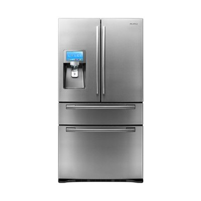 Samsung 28 Cu. Ft. Stainless Steel Freestanding Four Door French Door Refrigerator - RF4289HARS