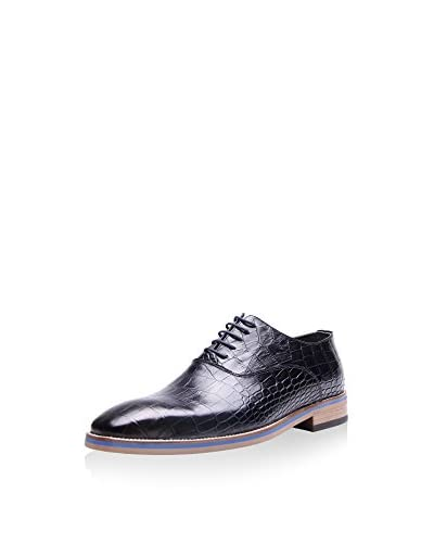 REPRISE Zapatos Oxford Negro