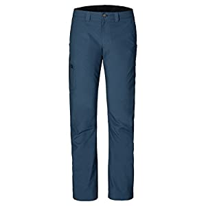 Jack Wolfskin RAINFALL PANTS MEN dark teal