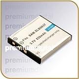 Premiumdigital SLB-0837 Replacement SAMSUNG Camera Battery