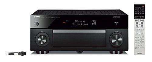 Yamaha RX-A1060BL 7.2 Channel Network AV Receiver