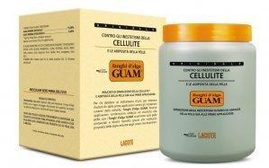 Guam Fango Fanghi Alga 1000G Classico Contro Inestetismi Cellulite Mud Against