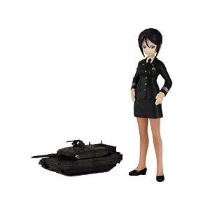 ガールズ&パンツァー 蝶野 亜美 一等陸尉&陸上自衛隊10式戦車 (PD09)