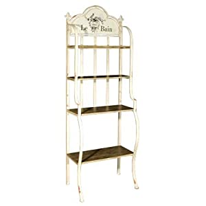 Vintage Furniture Uk Vintage Style Bathroom Shelves Storage Display Unit
