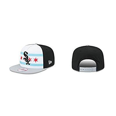 Chicago White Sox Adult 9Fifty City Factor Cap - Black