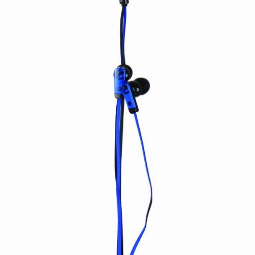 Mizco Eku-Zne-Bl Ecko Zone Stereo Earbud Headphones - Blue