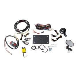 Tusk ATV Horn & Signal Kit with Flush Mount Signals - Fits: Suzuki King Quad 400FS 4x4 2008-2015 (Suzuki King Quad 400fs compare prices)
