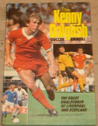 The Kenny Dalglish Soccer Annual by Brown Watson