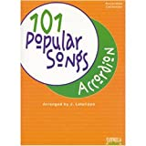Santorella Publications 101 Popular Songs for Accordion