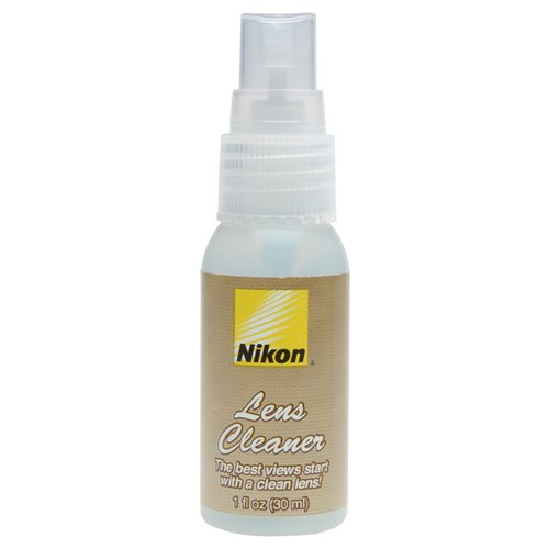 Nikon Lens Cleaner Spray Bottle 1 Oz 790