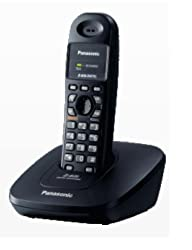 Panasonic Single Line 2.4GHz KX-TG 3600SXB Digital Cordless Telephone