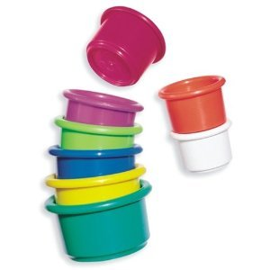 Baby / Child The First Years Stack N Count Durable Nesting Plastic Cups Kids Love To Play And Stack Together Infant