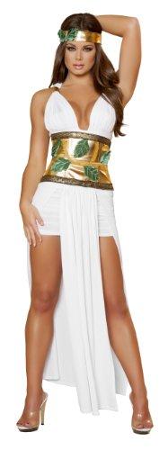 Sexy roman and greek goddess costumes isleofhalloween caesars delight goddess costume divine goddess costume solutioingenieria Choice Image
