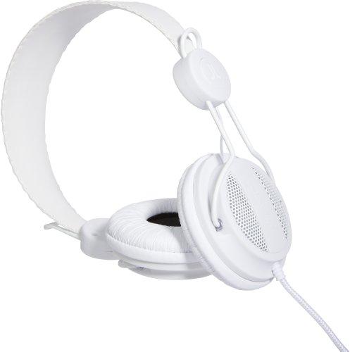 WESC OBOE Solid (white) cuffie tradizionali + microfono