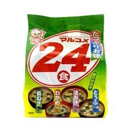 マルコメ たっぷりお徳用 24食