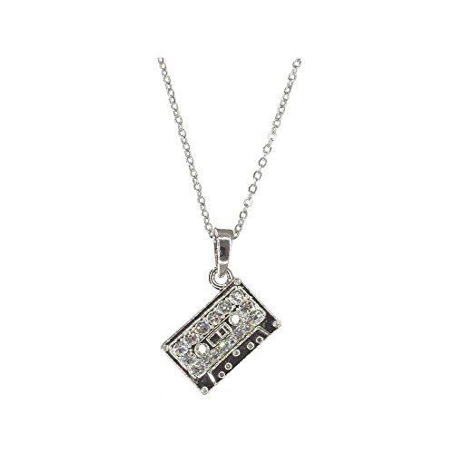 cassette-tape-necklace-dainty-handmade-silver-plated-crystal-pendant-necklace-music-recording-jewelr