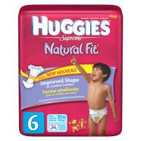 Huggies Little Movers Diapers Mega Pack 6 - 34 ct., Size 6 - 1