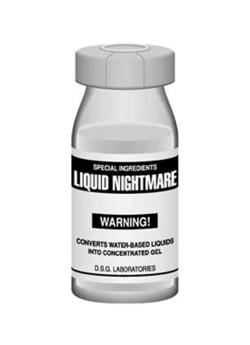 Shomer-Tec Special Ingredients Liquid Nightmare Instant Gel