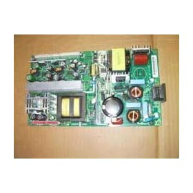 LG / Zenith OEM 6871TPT303B Power Board (Printed Circuit Board) Assembly, POWER