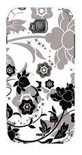 YOUNiiK Designfolie / Handy Skin für Samsung Wave 533 S5330 - Louise weiß