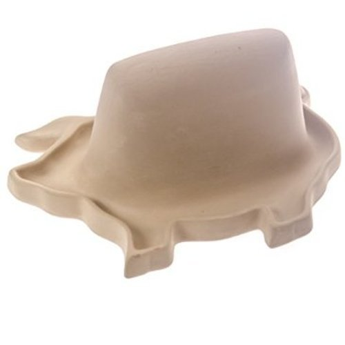1 X Stoneware Microwave Bacon Cooker