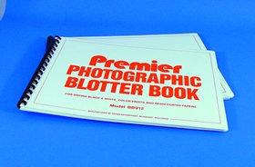 """Blotter Book, Size 12X18"""""""