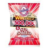 Seabrook Sea Salted Crisps 6 X 25G