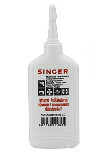 SINGER MULTI CLEANER LUBE OIL 80 ML. by Thai-best-choice (Singer Lube compare prices)