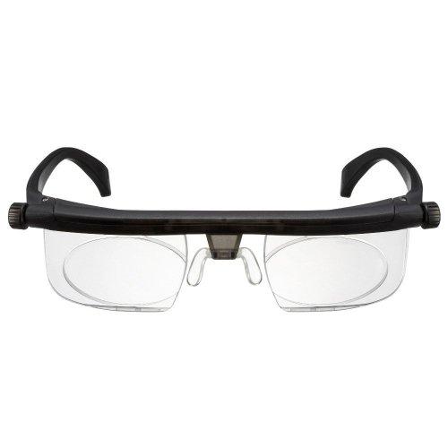 885d7efd74 Adlens Glasses - Adjustable Focus Eyeglasses - Variable Focus Instant  Prescription - Innovative Power Optics Technology - Great for Reading ...