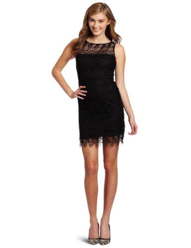 Bb Dakota Women'S Morrow Dress, Black, 0