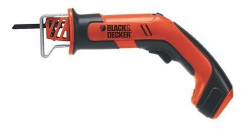 Black & Decker CHS6000 6-Volt Handisaw Cordless Powered Hand Saw