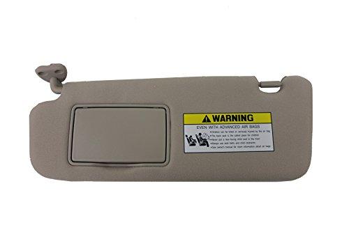 genuine-hyundai-85201-0a750-qdqqh-sun-visor-assembly-beige-left