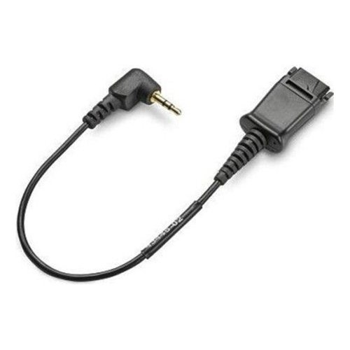 Plantronics 2.5mm to Quick Disconnect Cable