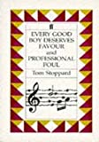 Every Good Boy Deserves Favour and Professional Foul (0571112269) by Stoppard, Tom