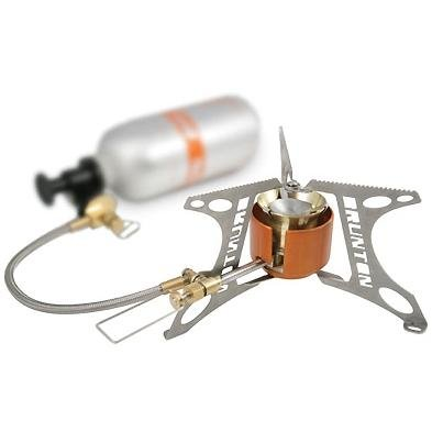 Brunton Vapor AF All Fuel (liquid and butane) Expedition Stove