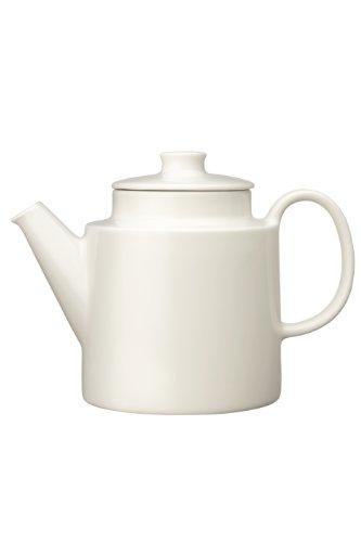 iittala Teema Tea Pot, 1-Quart Capacity, White