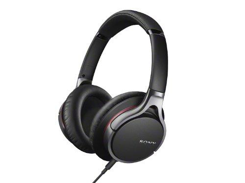 SONY ステレオヘッドホン ブラック MDR-10R/B