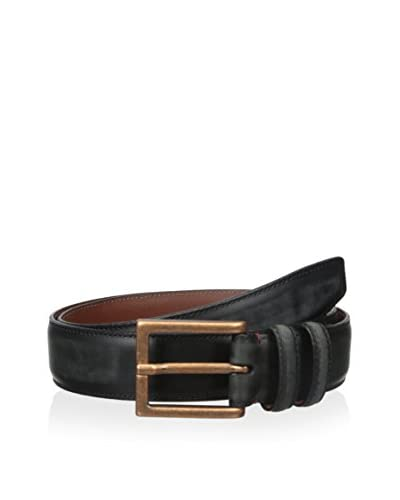 Torino Leather Co Men's Washed Leather Belt