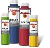 Alpina wandfarbe stilles wasser