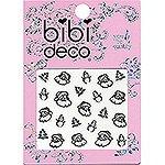 デコネイル Deco Nail bibi deco biー156BL クラシックサンタ ブラック