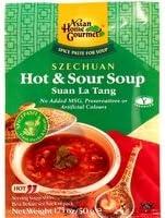 Asian Home Gourmet Szechuan Hot and Sour Soup 17 Ounce