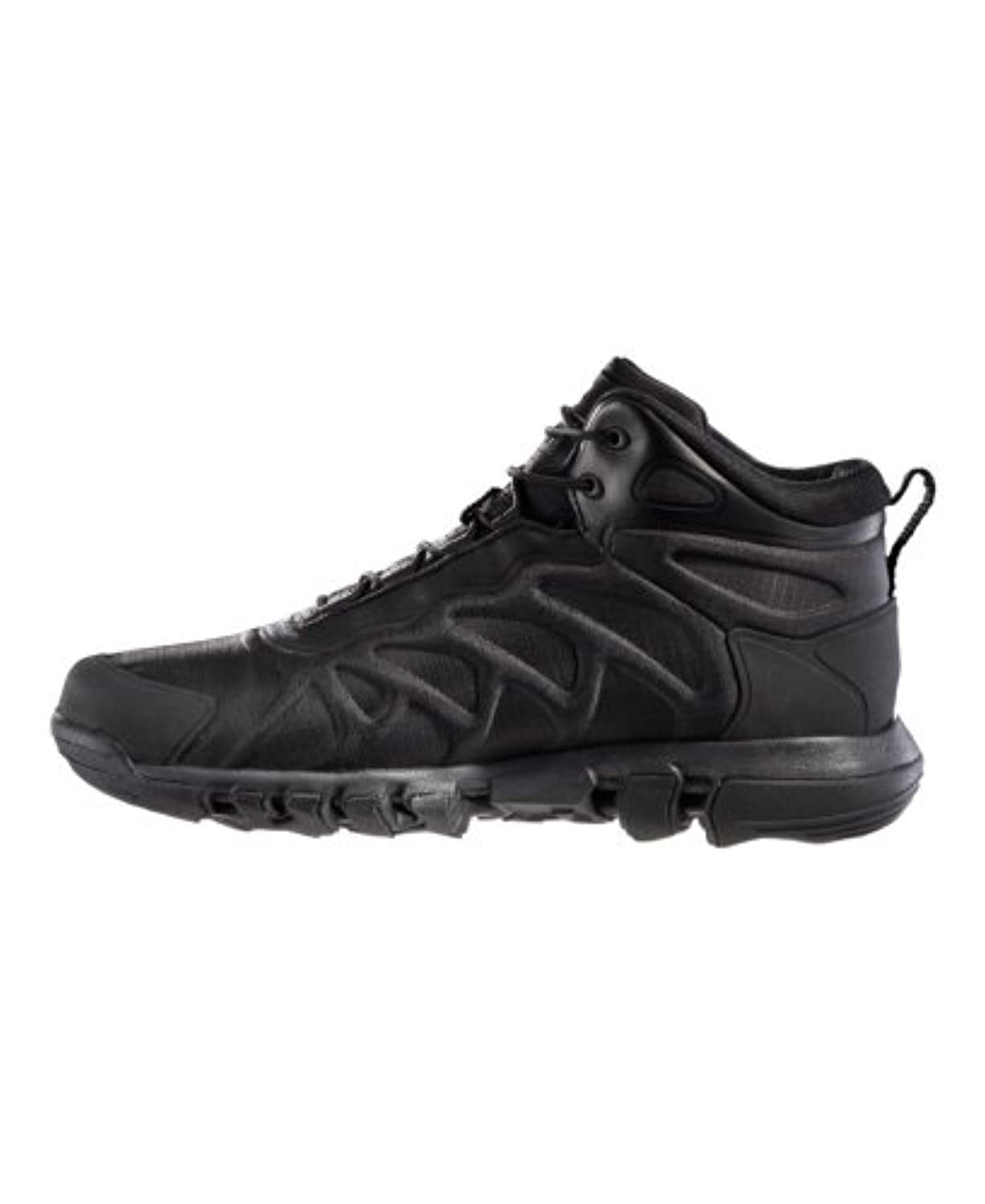 Under Armour Men's UA Valsetz Venom Mid Tactical Boots 12 Black