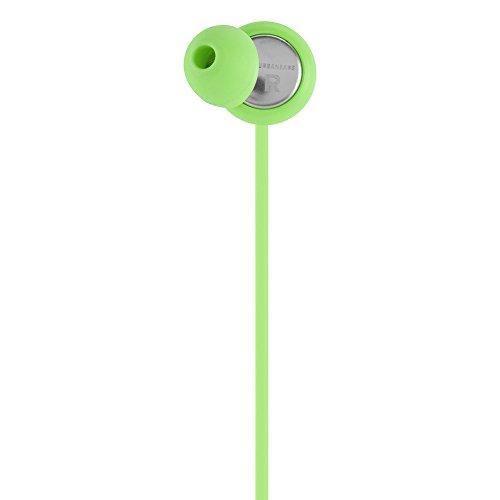 Urbanears Kransen Plus Green Earphones Earbuds Headphones Mic Remote 04090926