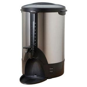 Aroma, 40 Cup Coffee Urn (Catalog Category: Kitchen & Housewares / Coffee Makers)